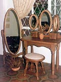 Bedroom Furniture Mirrors Cheval Mantle Vanity Wall